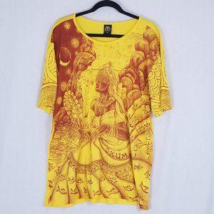 OXUM Goddess T Shirt *NWOT*